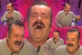 Laughing Guy Meme - laughing risitas spanish laughing guy el risitas interview