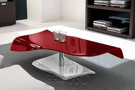 red and black coffee table brilliant red coffee table with regard to tables wonderful and black