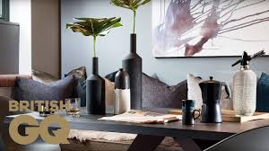 How To Style Your Dining Room With Daniel Hopwood Gq Bachelor