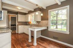 our diy updated eat in kitchen area sherwin williams