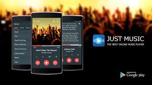 android audio player apk just player for android