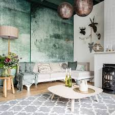 eclectic style scandinavian and vintage elements with a touch of ethnic in a