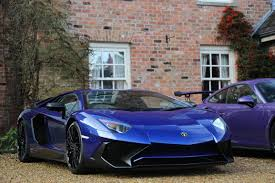 cars lamborghini blue our new lamborghini aventador sv youtube
