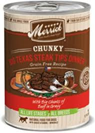 merrick classic grain free thanksgiving day dinner food