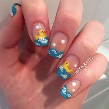 Baby Nail Art Design Best 25 Duck Nails Ideas On Pinterest Duck Flare Nails Duck
