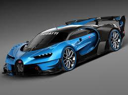 bugatti concept race bugatti 3d max
