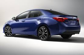 toyota msrp 2017 toyota corolla configurations price msrp review and specs