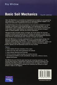 basic soil mechanics amazon co uk mr r whitlow 9780582381094