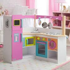 kidkraft island kitchen kitchen glamorous kidkraft grand gourmet corner kitchen play set