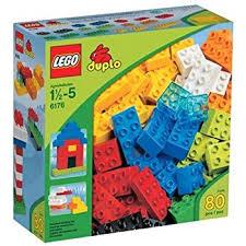 lego duplo basic bricks 80 pcs discontinued by