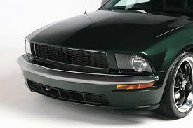 Matte Black 2005 Mustang 2005 2009 Mustang Front Bumpers U0026 Lips U0026 Chins Mrbodykit Com