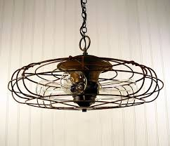 Fan Lighting Fixtures Diy Lighting Upcycling Household Products To Light Fixtures