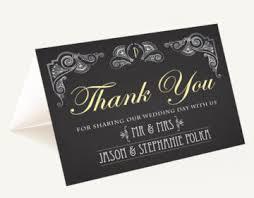 wedding thank you card wedding thank you cards hoopla house creative
