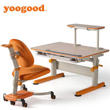 yoogood adjustable use corner study desk and chair for child buy
