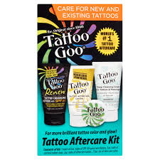 tattoo goo tattoo original aftercare kit walmart com
