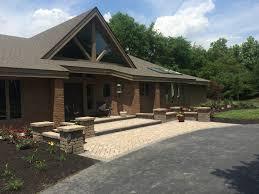front entrance upgrades specialty mccoy landscape services inc