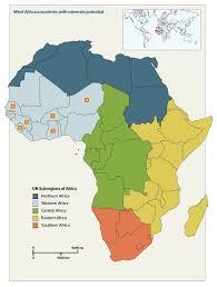 Map Of Western Africa by Region Snapshot Mining In West Africa Ausimm Bulletin