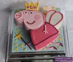 peppa pig y george mesas de dulces pasteles cupcakes cake pops