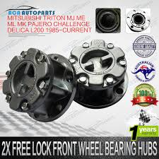 front wheel hubs manual free lock kit mitsubishi triton mk ml me