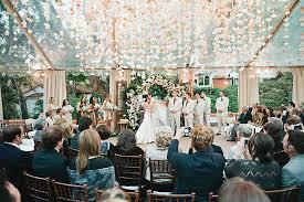 wedding backdrop garland gorgeous garland wedding inspiration mon cheri bridals