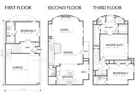 multi level home floor plans home ideas 0ne story spanish 3 car garage house planscar parking