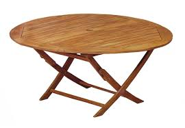round wood patio table northlight acacia wood outdoor patio furniture round folding table