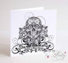 gothic birthday card for sale in uk view 69 bargains