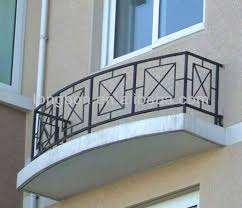 2017 top selling elegant wrought iron balcony fence designs view