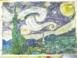 Starry Night Nuit Etoilee Very - van gogh u201cstarry night u201d art appreciation van gogh art van