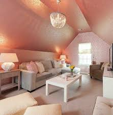 girls room that have a office up stairs women s answer to the man cave the diva den