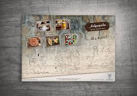 Designous by Andromeda Cafe Designous Corporate Identity Packaging