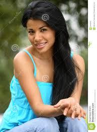 beautiful woman in spanish