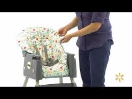 How To Fold A Graco High Chair Graco Simpleswitch 2 In 1 High Chair And Booster Twister