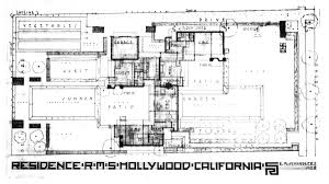 schindler house roof plan house plans
