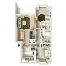 Two Bed Two Bath Apartment Floor Plans Amber Pointe Apartments In Urbana Il