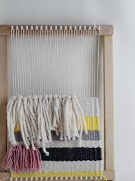 Basic Diy Loom And Woven by Diy Woven Wall Hanging Hgtv