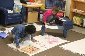 Table Setting Healthy Beginnings Montessori by Strategic Framework City Garden