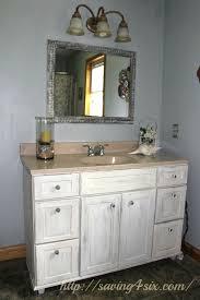Painting Bathroom Vanity Chalk Paint Bathroom Vanity Idwas Dark Wood Vanity Foter Chalk