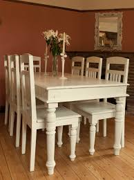 luxury shabby chic dining room table and chairs 95 for your modern