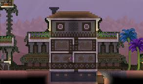 starbound houses modding help more interesting dungeons to enrich the world of