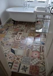 vintage bathroom tile ideas unique tile pattern as vintage bathroom floor tile ideas