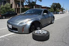 nissan 350z wheel bolt pattern how can i prevent the theft of my lug nuts cars