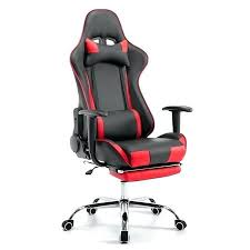 executive recliner office chairs black and red executive recliner
