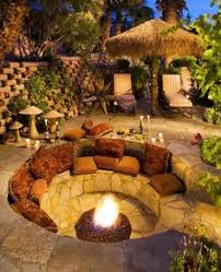 Backyard Firepit Ideas 17 Of The Most Amazing Seating Area Around The Pit