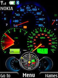 java themes download for mobile free java speedometer software download