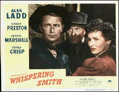whispering smith audie murphy review whispering smith 1948