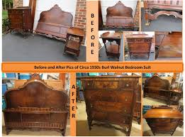 Antique Walnut Bedroom Furniture 1920s Bedroom Furniture Home Design Ideas