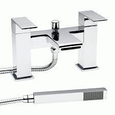 hudson reed strike waterfall bath shower mixer tap