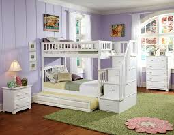 White Bunk Bed With Trundle White Bunk Bed With Trundle Home Design Ideas