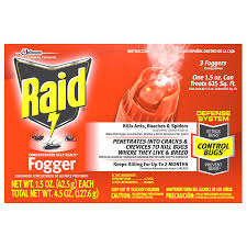 Small Red Bugs On Patio by Amazon Com Raid Concentrated Deep Reach Fogger 3 Count Home